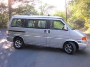 volkswagen eurovan 2002 - Volkswagen Eurovan
